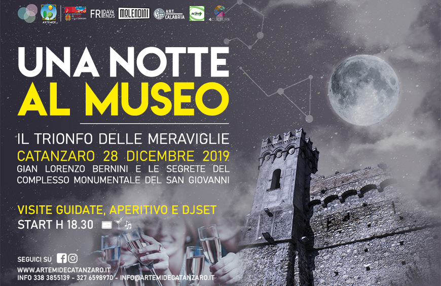 Una notte al Museo – Il trionfo delle Meraviglie